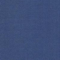 Blue 100% Silk Custom Suit Fabric
