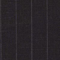 Dark Gray 70% S120s Worsted 30% Teclana Custom Suit Fabric