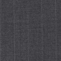 Light Gray 70% S120s Worsted 30% Teclana Custom Suit Fabric