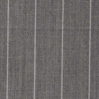 Silver Gray 52%Mer Wool 38% Mohair 10%Silk Custom Suit Fabric