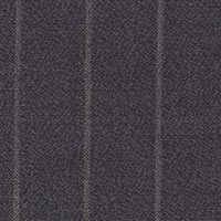 Gray 100% Super 120'S Wool Worsted Custom Suit Fabric