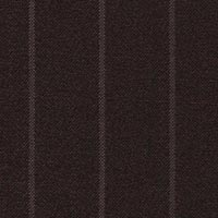 Brown 100% Super 120'S Wool Worsted Custom Suit Fabric