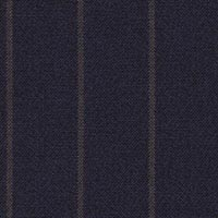 Indigo 100% Super 120'S Wool Worsted Custom Suit Fabric