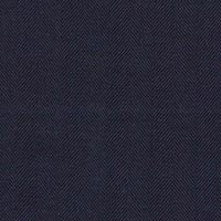 Navy 75% S160's Wool 25% Silk Custom Suit Fabric