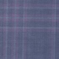 Iris 75% S160's Wool 25% Silk Custom Suit Fabric
