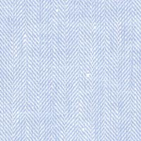 Light Blue 100% Linen Custom Suit Fabric