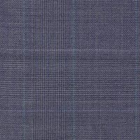 Light Blue 52% S160s 30% Cashmere 18%Silk Custom Suit Fabric
