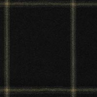 Black 52% S160s 30% Cashmere 18%Silk Custom Suit Fabric