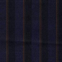 Navy 52% S160s 30% Cashmere 18%Silk Custom Suit Fabric