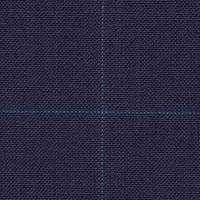 Navy 70% Wool Worsted 30% Mohair Custom Suit Fabric
