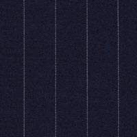 Indigo 100% Super 120'S Worsted Custom Suit Fabric