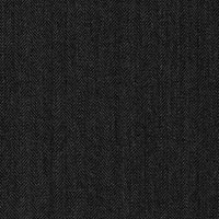 Dark Gray 100% Super 160'S Worsted Custom Suit Fabric