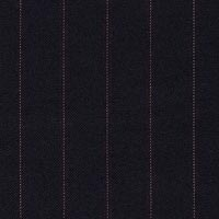 Navy Super 180'S Black Pearl Custom Suit Fabric