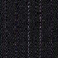 Charcoal Super 180'S Black Pearl Custom Suit Fabric