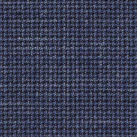 Blue 40% Merninowool35%Silk25%Linen Custom Suit Fabric