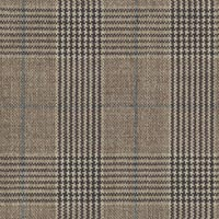 Tan 100% Wool Worsted Custom Suit Fabric