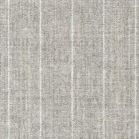 Silver Gray 100% Super 120'S Worsted Custom Suit Fabric