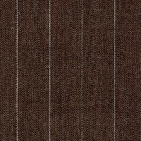 Brown 100% Super 120'S Worsted Custom Suit Fabric