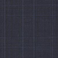 Navy 52%Mer Wool 38% Mohair 10%Silk Custom Suit Fabric