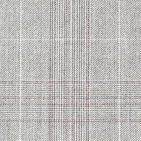 Silver Gray 60% Scottish Wool 40% Silk Custom Suit Fabric