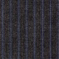 Dark Gray 60% Scottish Wool 40% Silk Custom Suit Fabric