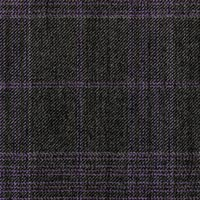 Gray 60% Scottish Wool 40% Silk Custom Suit Fabric