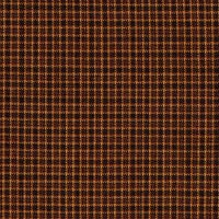 Orange 100% Fine Merino Wool Custom Suit Fabric