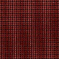 Red 100% Fine Merino Wool Custom Suit Fabric