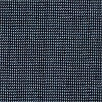 Blue 100% Super 100'S Wool Custom Suit Fabric