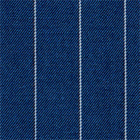 Royal Blue 100% Super 100'S Wool Custom Suit Fabric