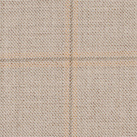 Sand 100% Super 120'S Wool Custom Suit Fabric
