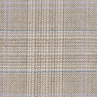 Light Tan 100% Super 120'S Wool Custom Suit Fabric