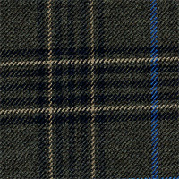 Hunter Green 100% Super 100'S Wool Custom Suit Fabric