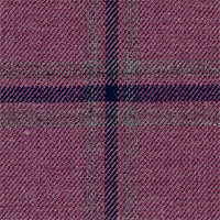 Plum 100% Super 120'S Wool Custom Suit Fabric