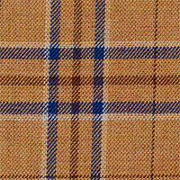 Ginger 100% Super 140'S Wool Custom Suit Fabric