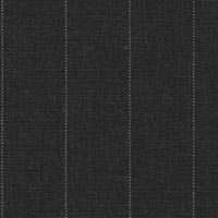 Charcoal 100% Super 100'S Worsted Custom Suit Fabric