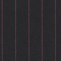 Midnight 100% Super 100'S Worsted Custom Suit Fabric