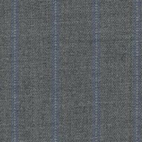 Gray&Blue 100% Wool Worsted Custom Suit Fabric