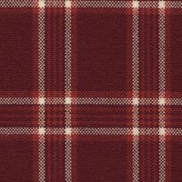 Red 100% Wool Worsted Custom Suit Fabric