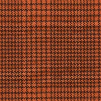 Orange 100% Wool Worsted Custom Suit Fabric
