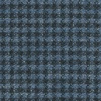 Blue 38%Wool Worsted 31%Silk 31%Lin Custom Suit Fabric