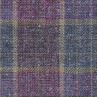 Lilac 54%Silk27%Linen19%Wool Worsted Custom Suit Fabric