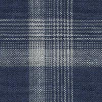 Blue 38%S120s Wool 31%Silk 31%Linen Custom Suit Fabric