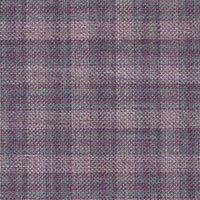 Lavender 60% S100s Wool 37%Linen 3%Silk Custom Suit Fabric