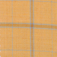 Butterscotch 100% Super 140'S Wool Custom Suit Fabric