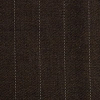 Brown 100% Luxury Finish 140'S Wool Custom Suit Fabric