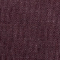 Burgundy 100% Super 140'S Wool Custom Suit Fabric