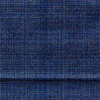 Blue Gray 100% Super 150'S Wool Custom Suit Fabric