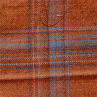 Copper 100% Super 130'S Wool Custom Suit Fabric