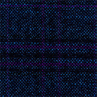 Dark Blue 100% Bamboo Custom Suit Fabric